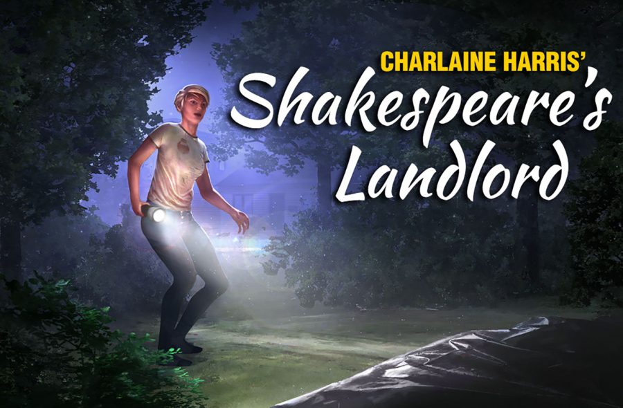 Shakespeare's Landlord, A Lily Bard Mystery