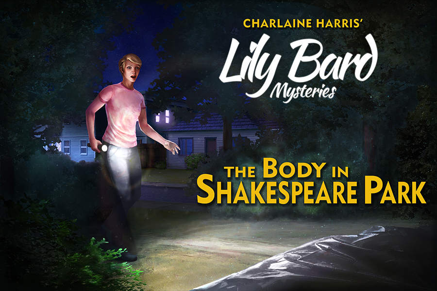 Lily Bard Mysteries: The Body in Shakespeare Park